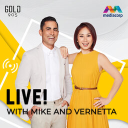 LIVE! With Mike Kasem , Vernetta Lopez & Gurmit Singh