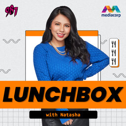987 Lunchbox with Natasha