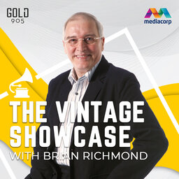 """""""Reminiscing With""""  on The Vintage Showcase with Brian Richmond Podcast"""