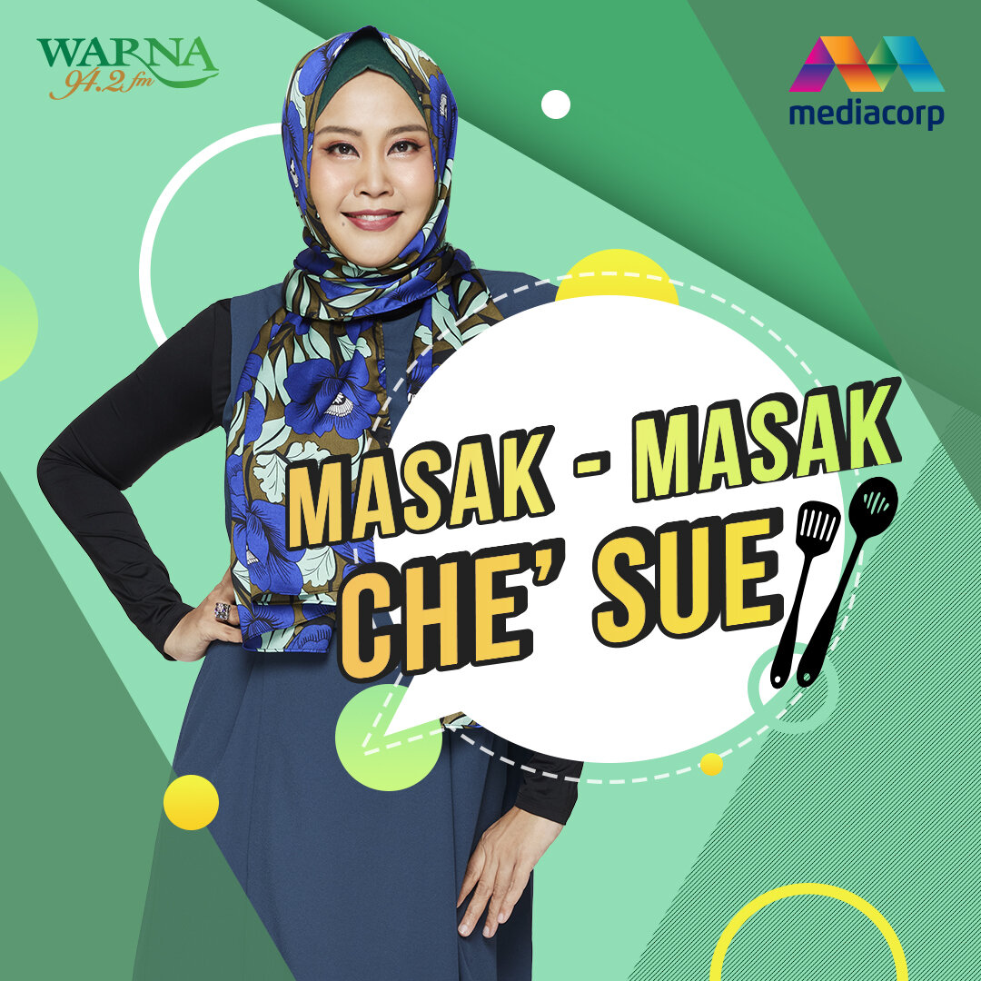 MASAK-MASAK CHE' SUE Podcast