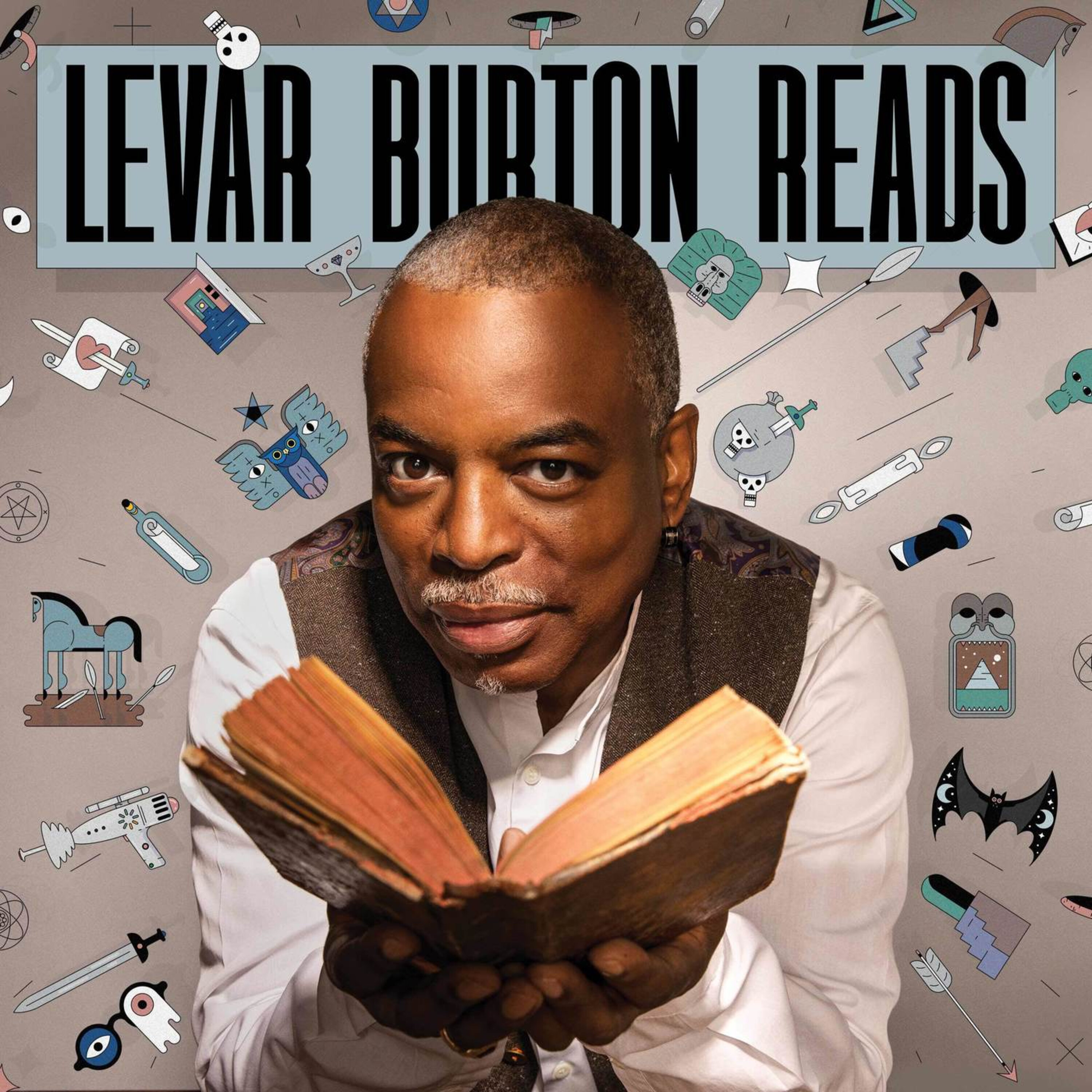 """    LeVar Burton Reads "" Podcast"