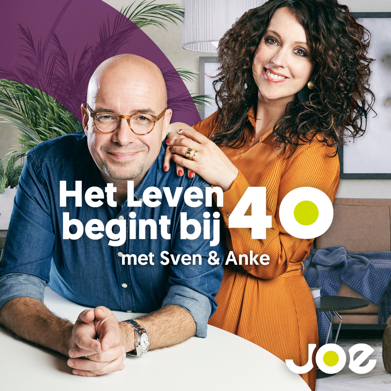 Het leven begint bij 40 logo