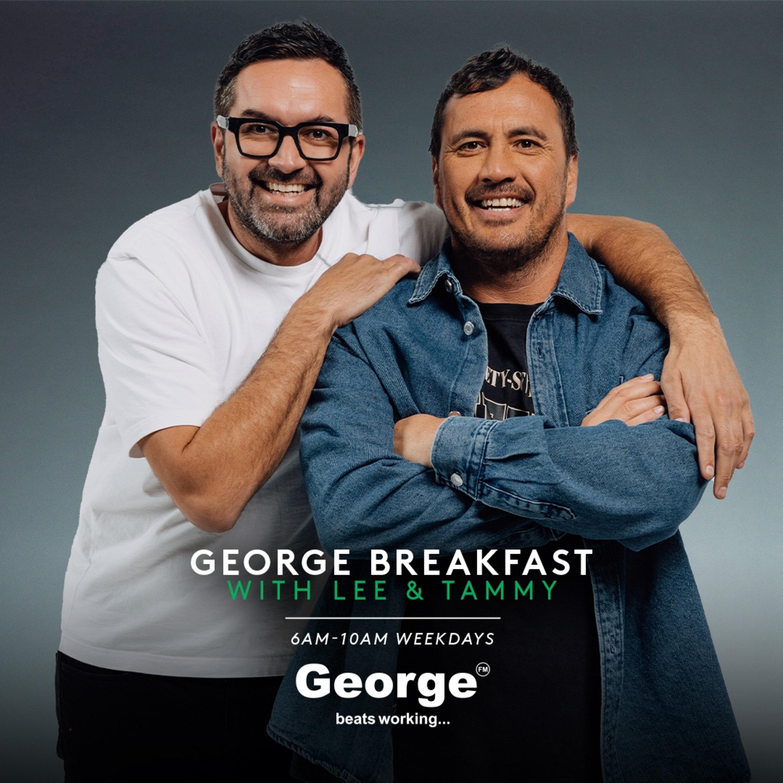 George FM Breakfast with Kara, Stu and Tammy catch up podcast