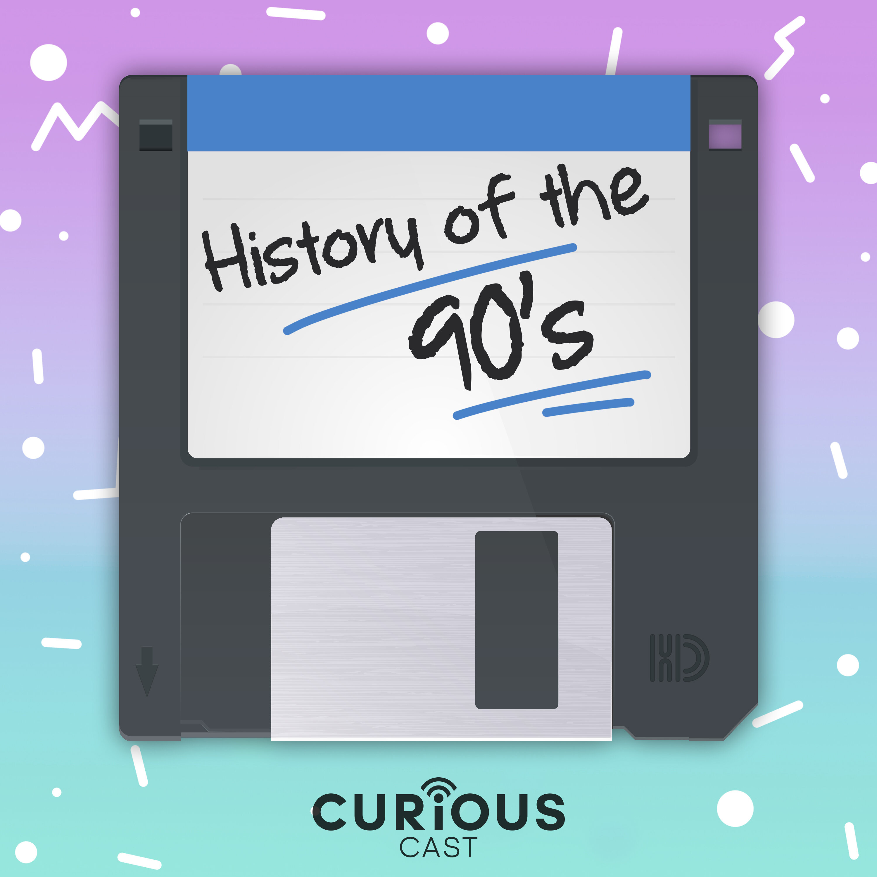 History of the 90s