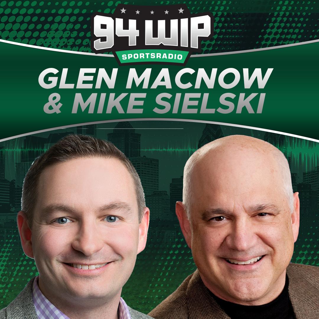 Glen Macnow & Ray Didinger on 94WIP