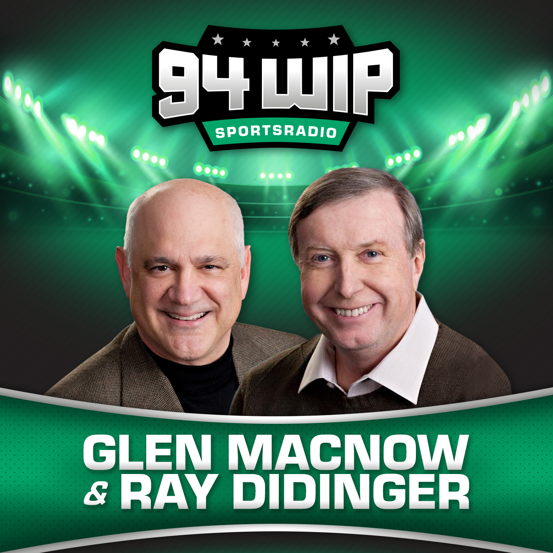 <![CDATA[Glen Macnow & Ray Didinger on 94WIP]]>