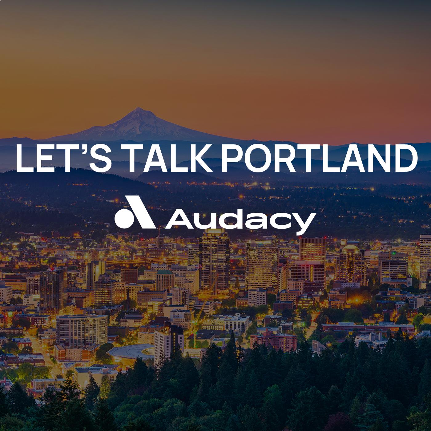 Let's Talk Portland