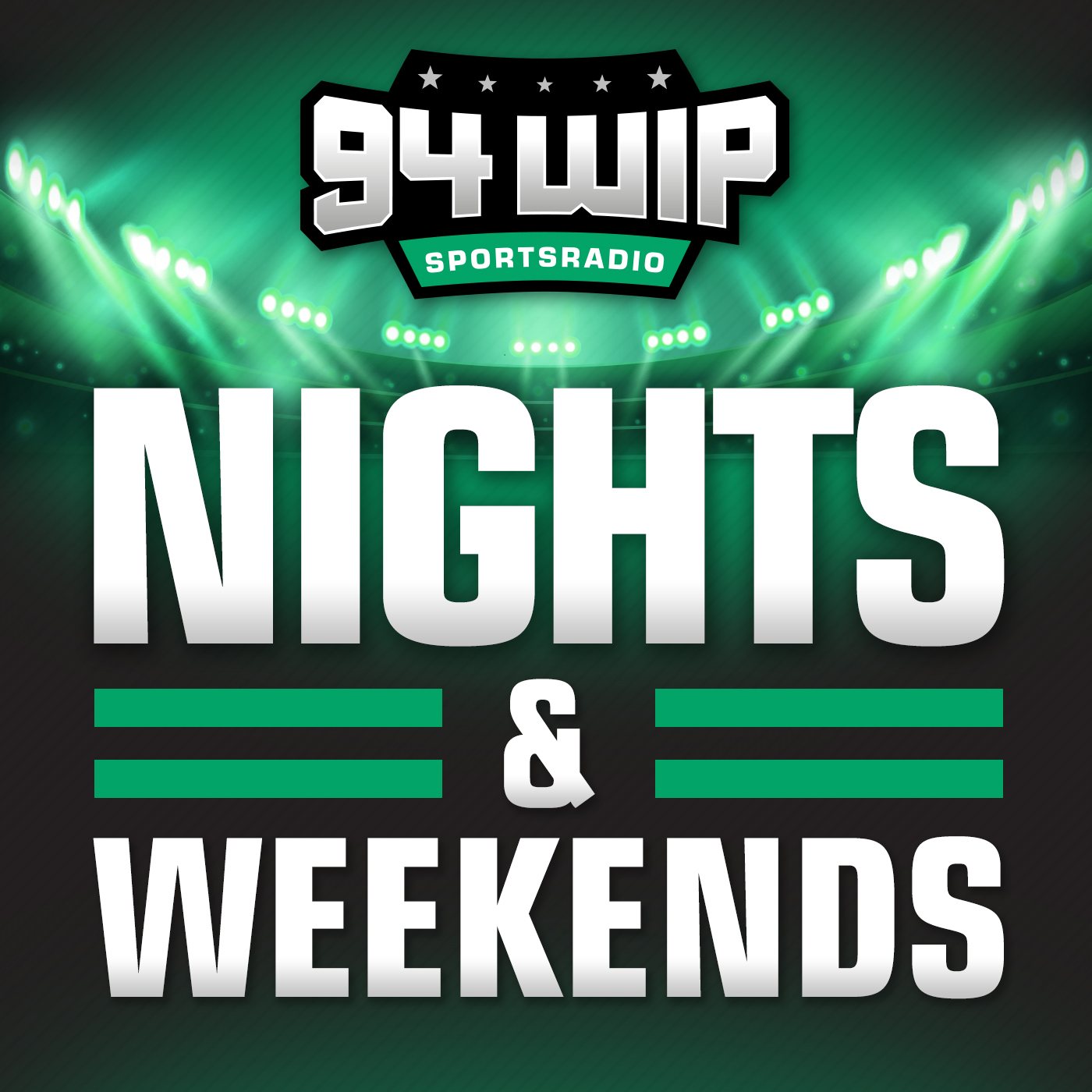 SportsRadio 94WIP Nights / Weekends