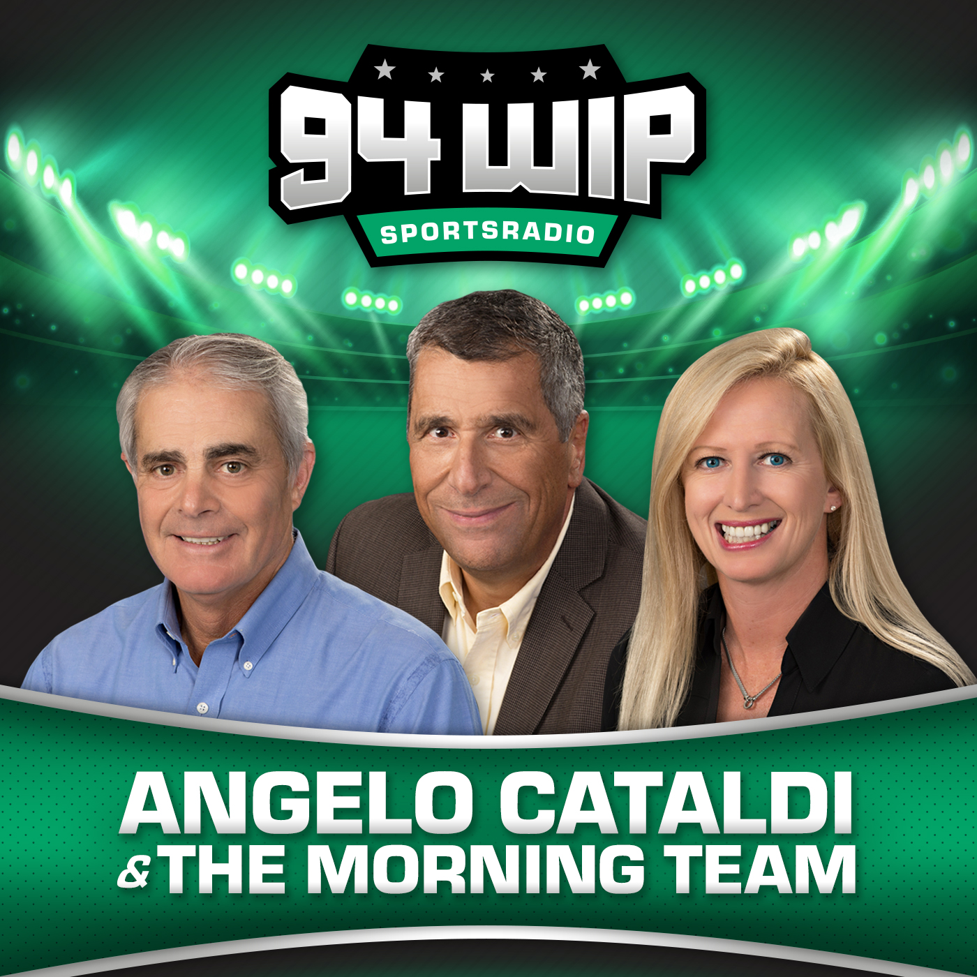 Angelo Cataldi And The Morning Team