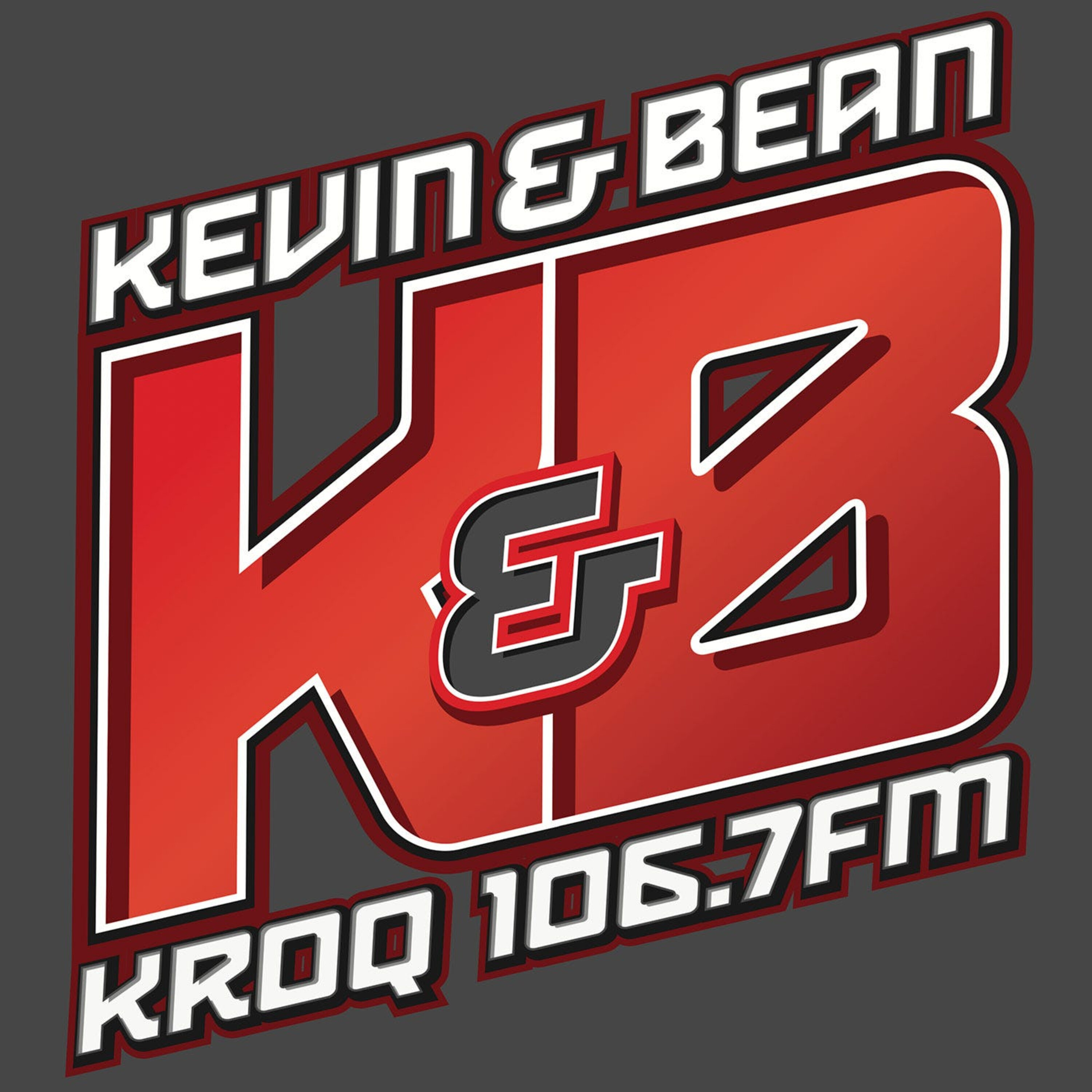 The Kevin & Bean Show on KROQ Logo
