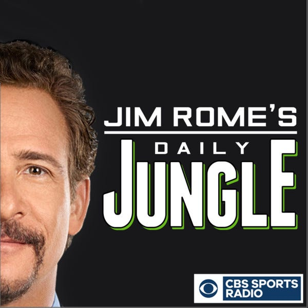 Jim Rome's Daily Jungle Logo