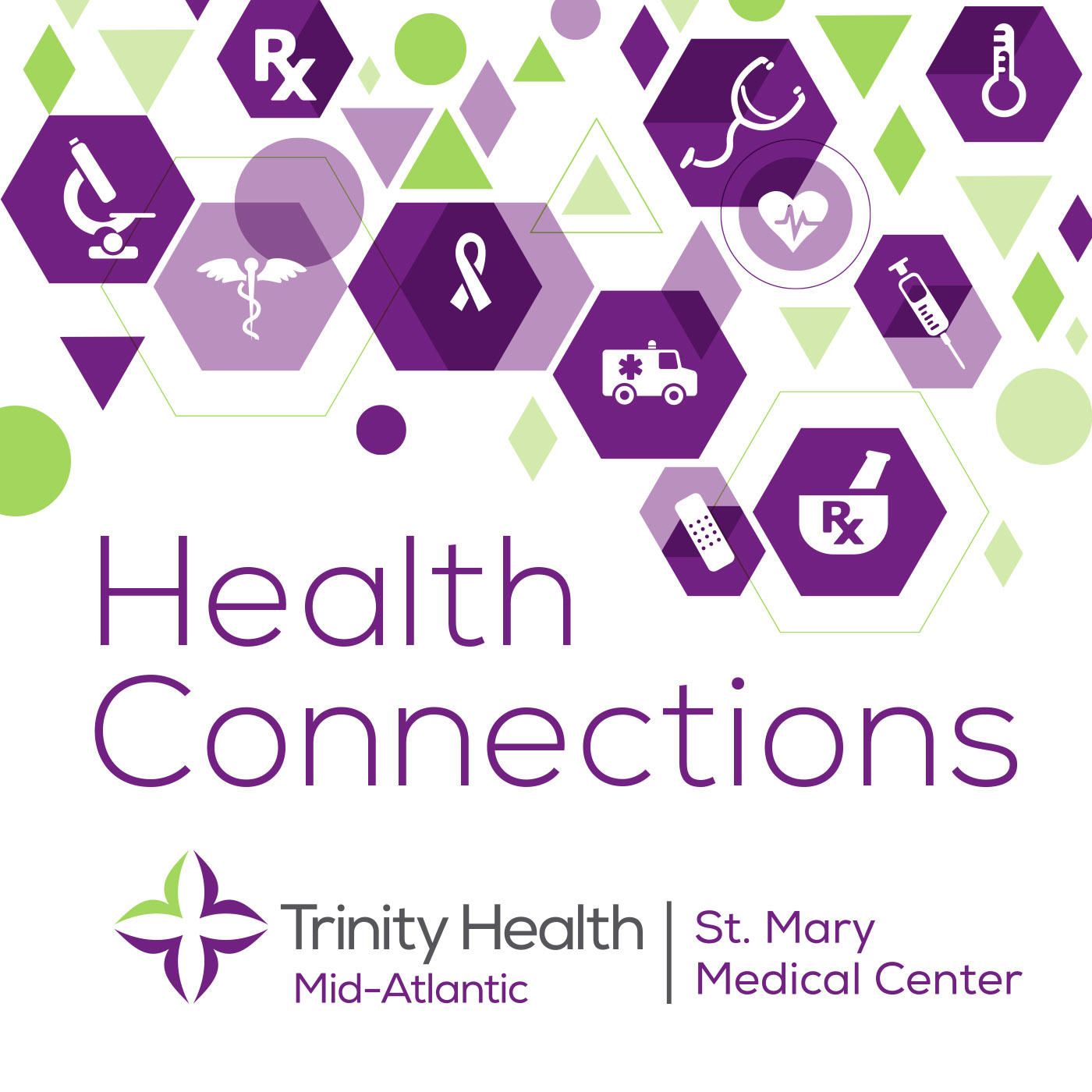 St. Mary's Health Connections Podcast