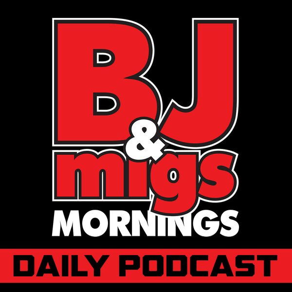 """BJ & MIGS Podcast 10-28-20-7A: """"What's that odd thing that you do that makes you happy""""?"""