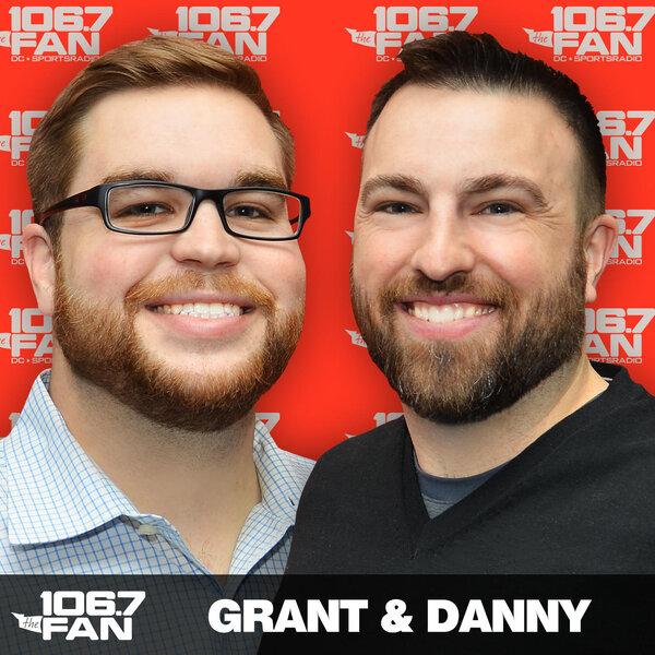 6.14.21 Hour 2: Charles Barkley joins Grant & Danny LIVE
