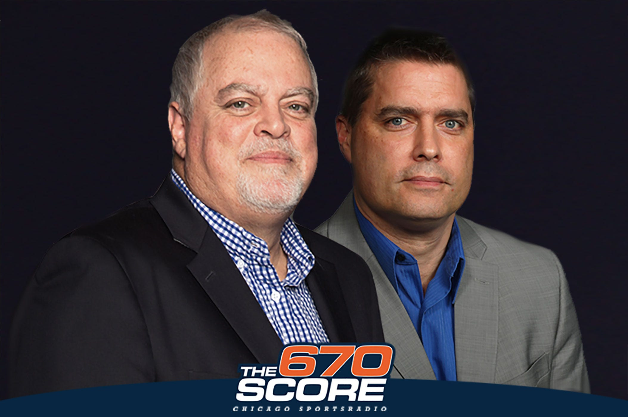 The Mully & Hanley Show on 670 The Score