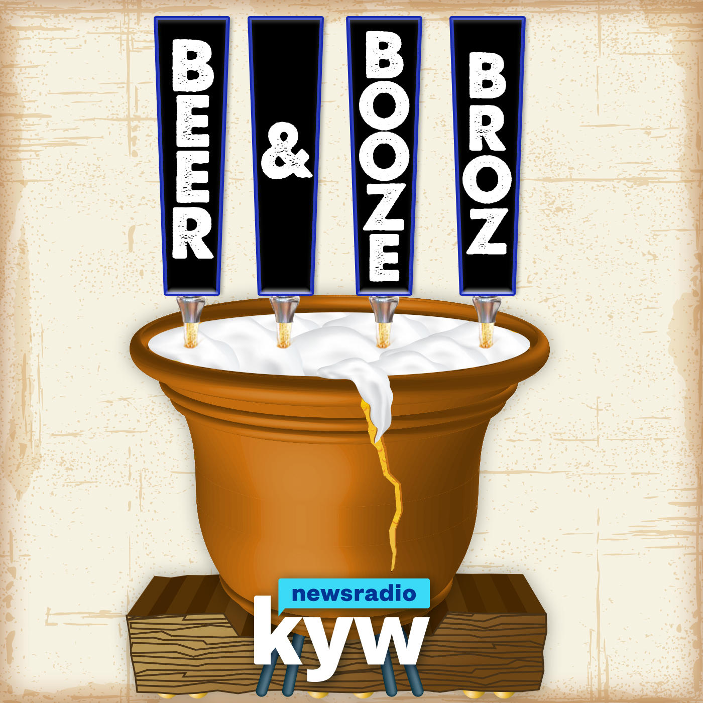 KYW Beer, Booze and Broz