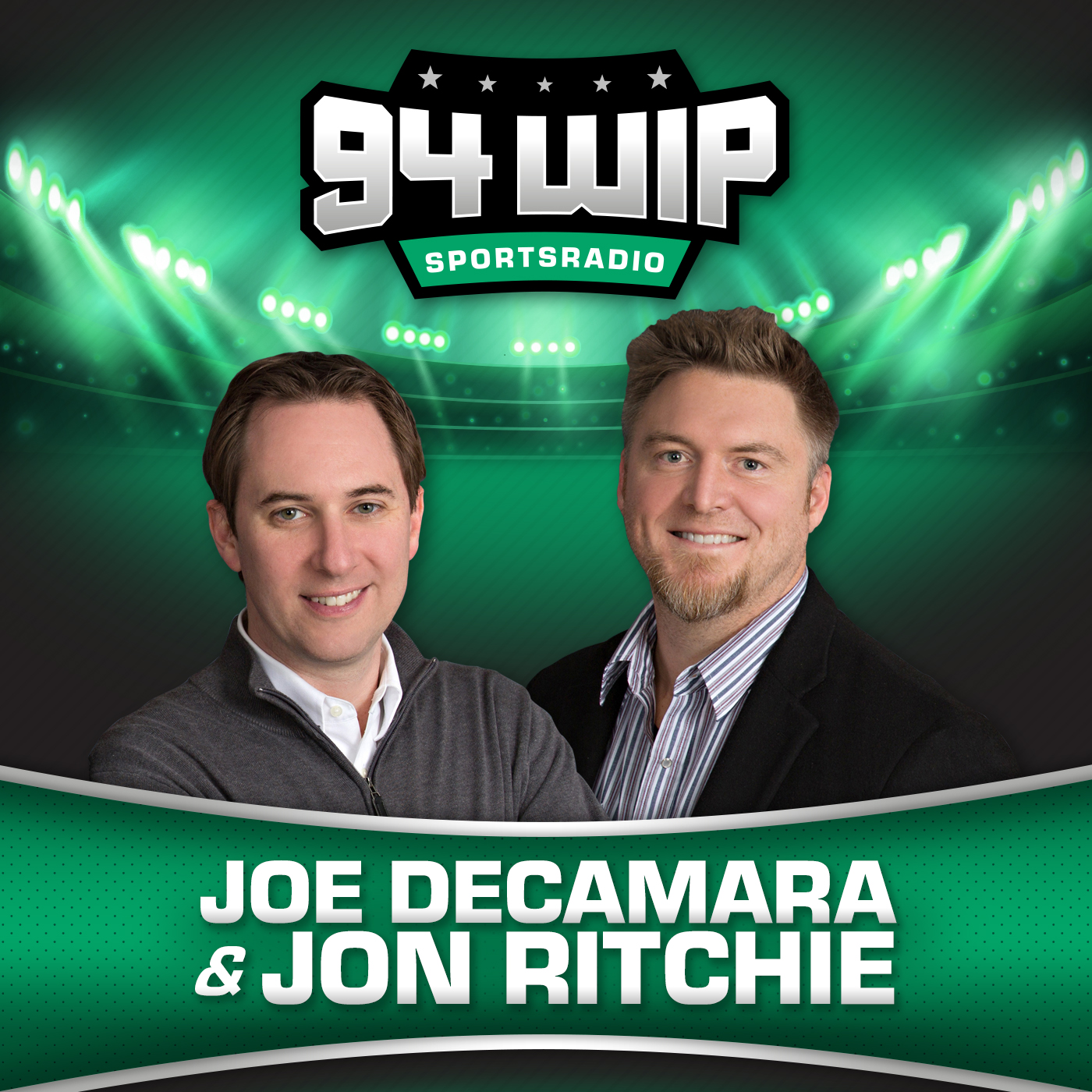 Joe DeCamara & Jon Ritchie