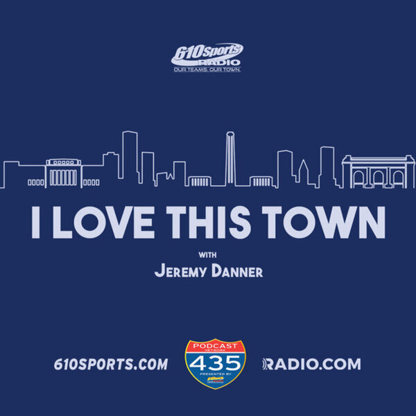 I Love This Town Episode 3; Ryan Maybee