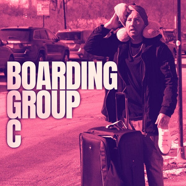 Boarding Group C