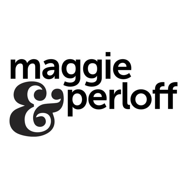 Moose and Maggie with Bob Glauber