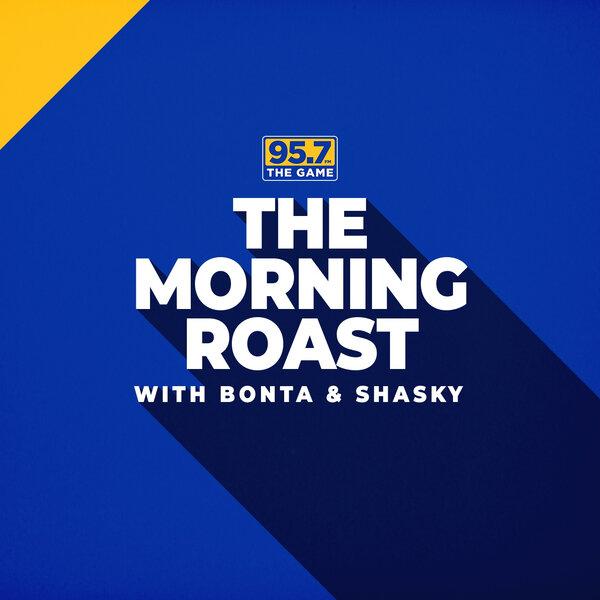 The Morning Roast - 7/6/21 - Hour 1 - Joe Staley