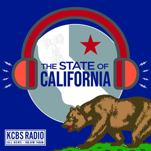 The State of California: California at a turning point in state politics