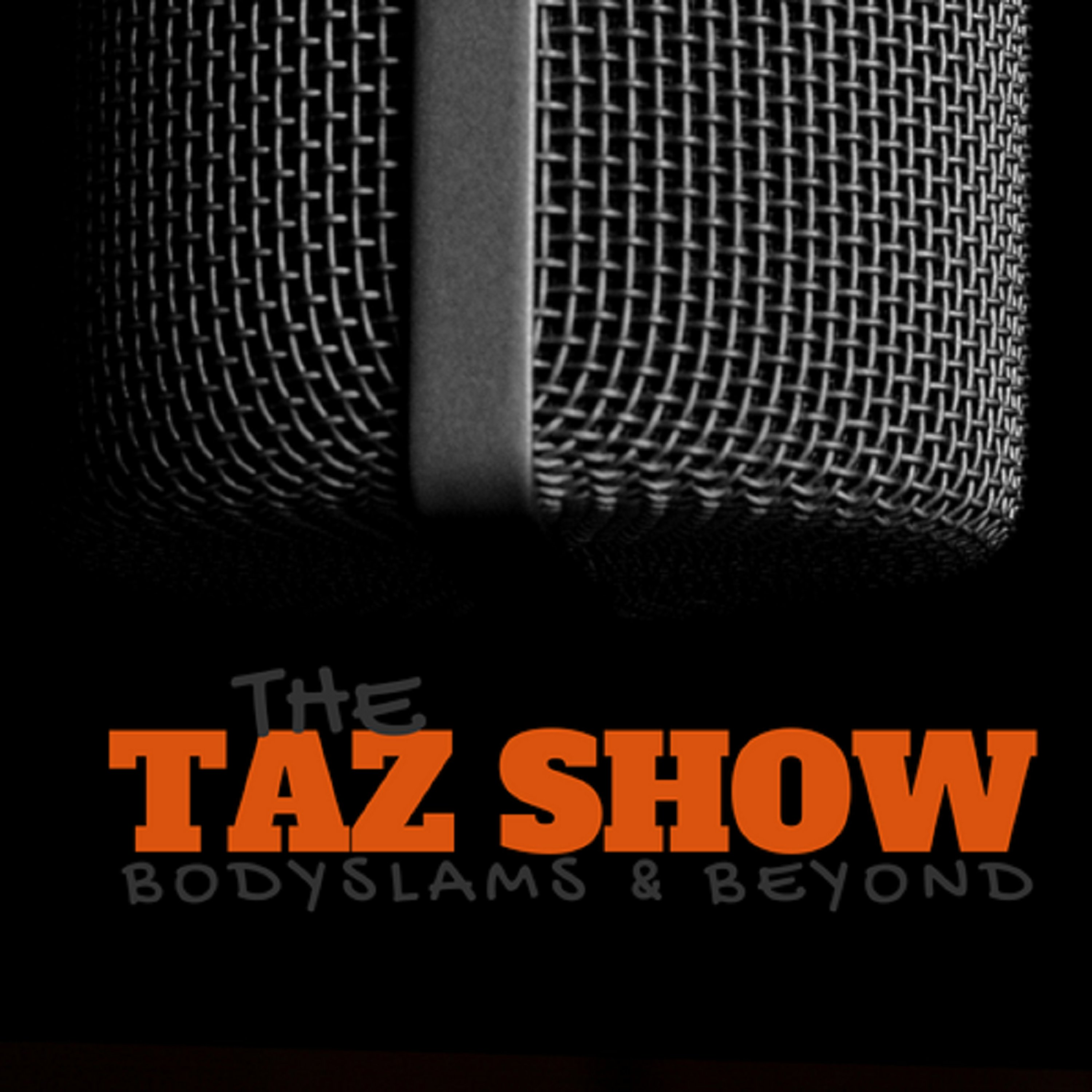 The Taz Show Logo