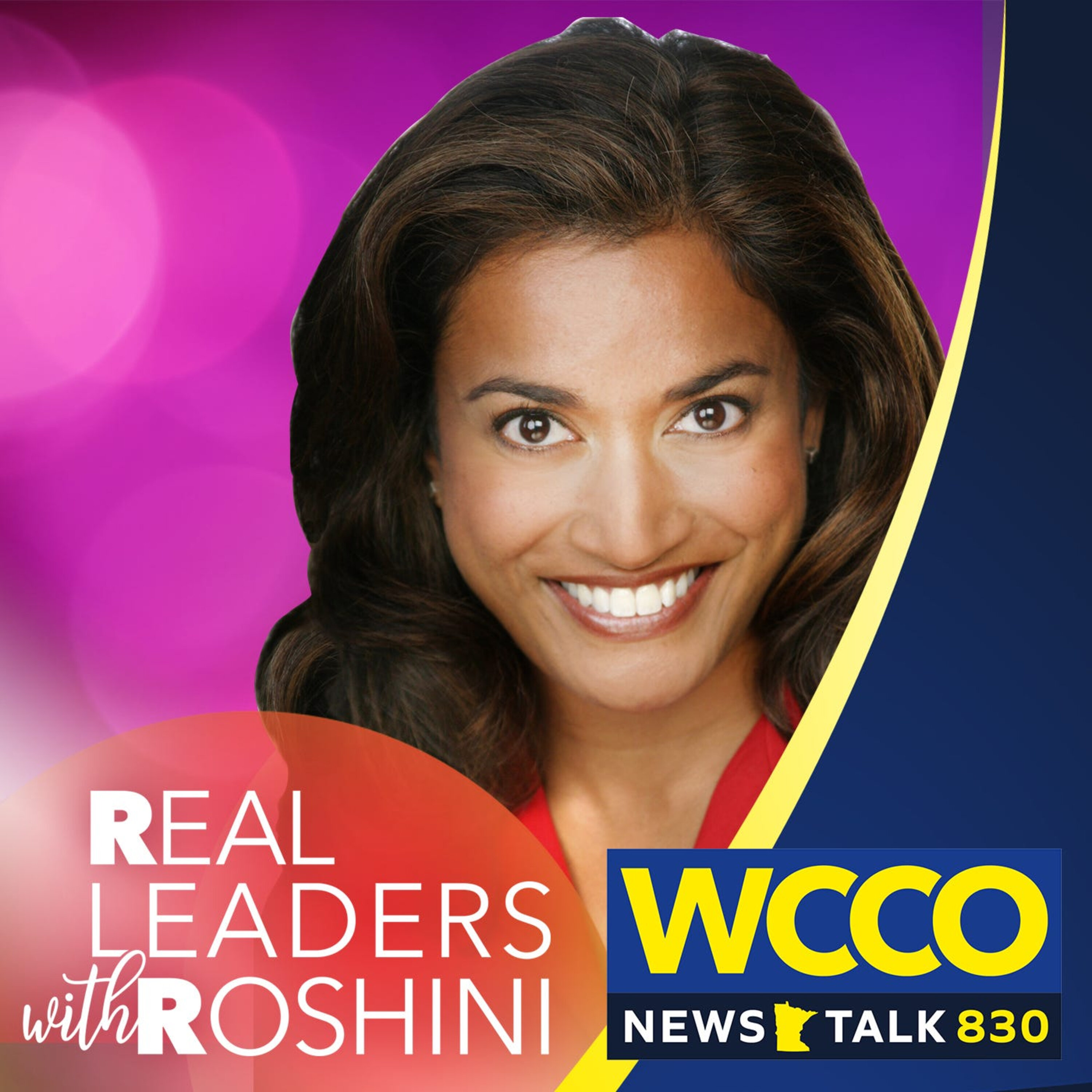 Real Leaders with Roshini | Listen Free on Castbox