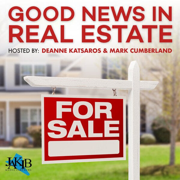 January 17, 2021   Good News In Real Estate