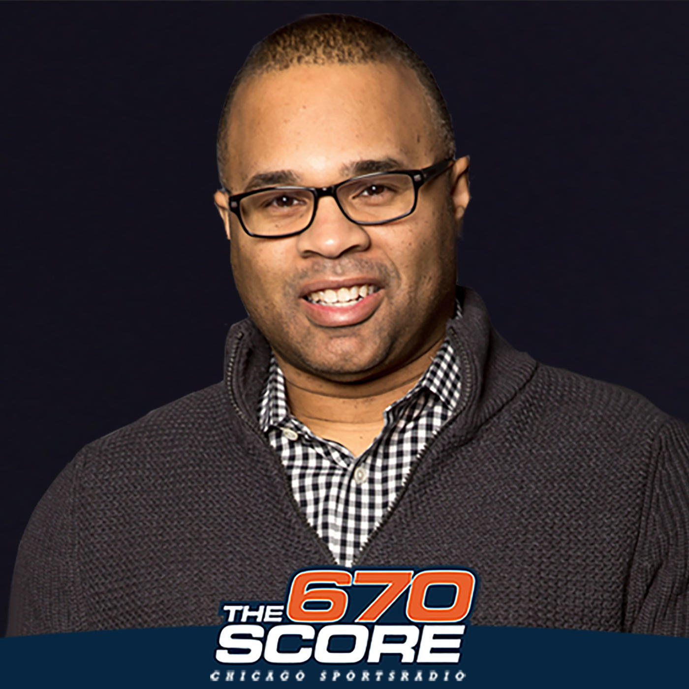 Laurence Holmes on 670 The Score