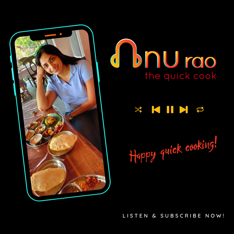 The Quick Cook - Anu Rao
