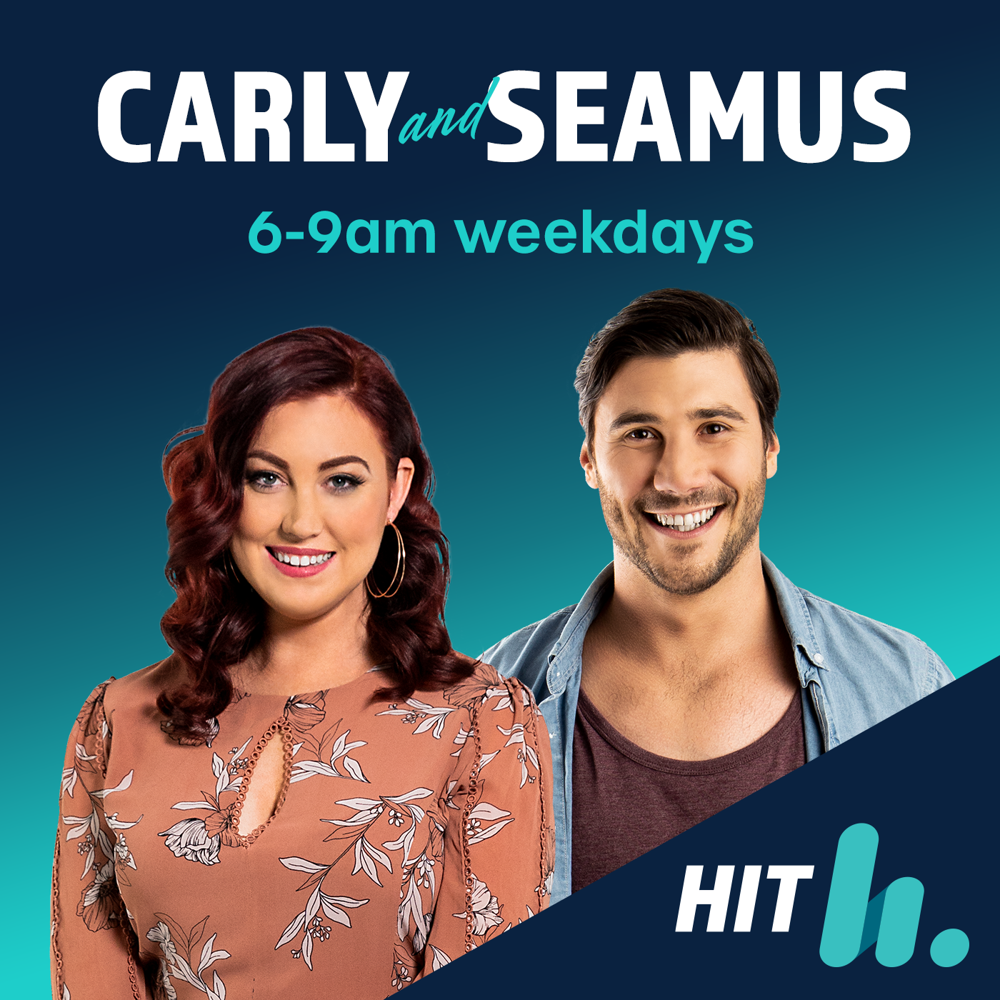 Shad & Carly - hit Far North Queensland
