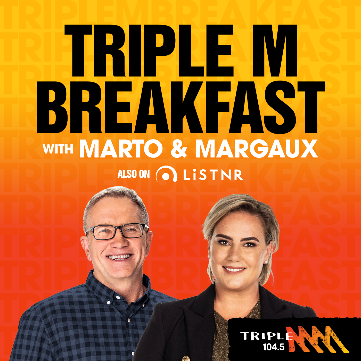 The Big Breakfast Catch Up - 104.5 Triple M Brisbane - Greg Martin, Robin Bailey, Lawrence Mooney