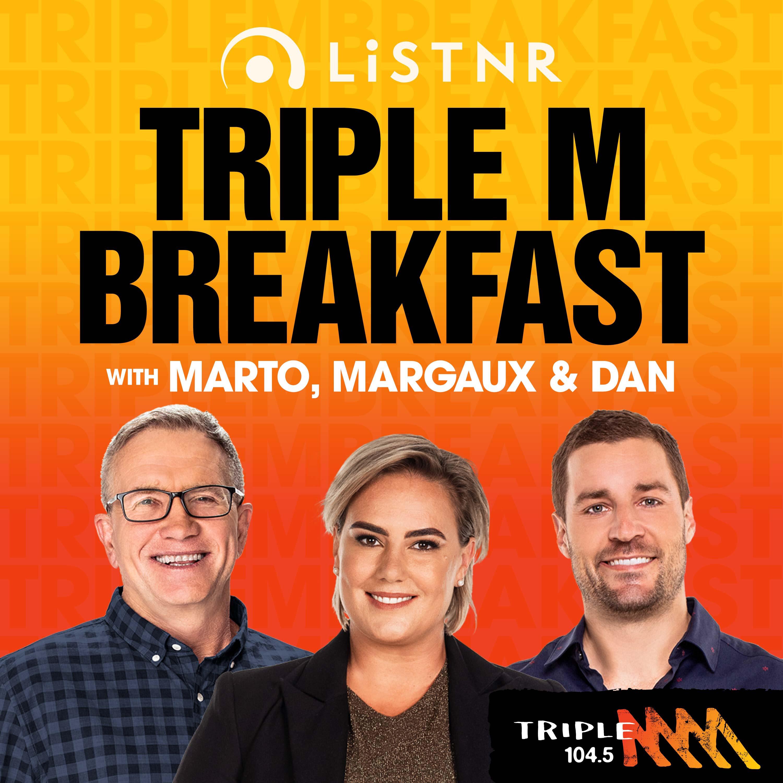 The Big Breakfast Catch Up - 104.5 Triple M Brisbane - Greg Martin, Robin Bailey, Lawrence Mooney