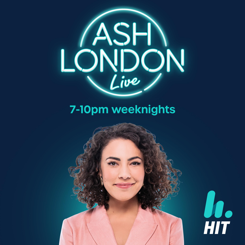 Ash London LIVE Catch Up - Hit Network