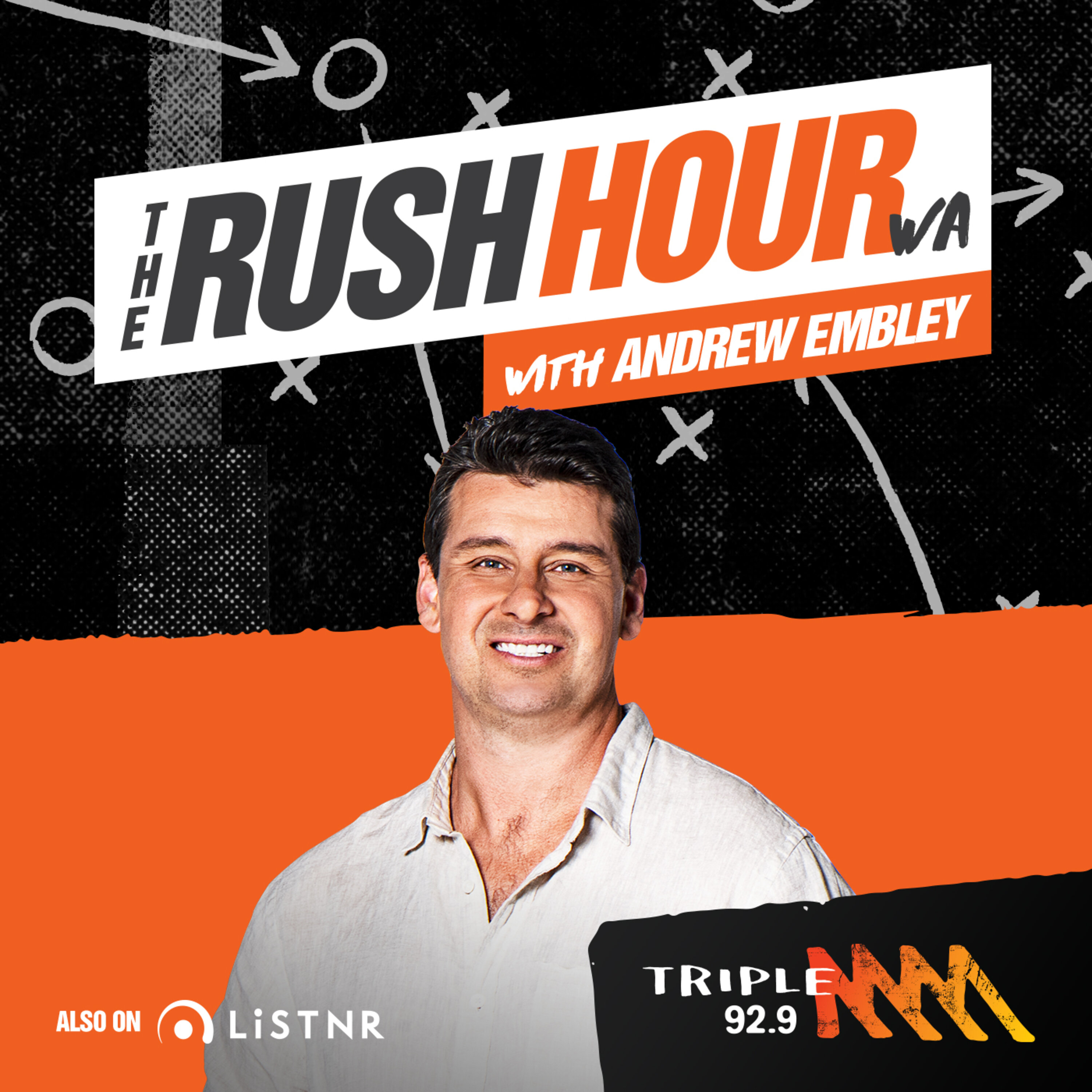 Rush Hour WA with Lachy and Embers