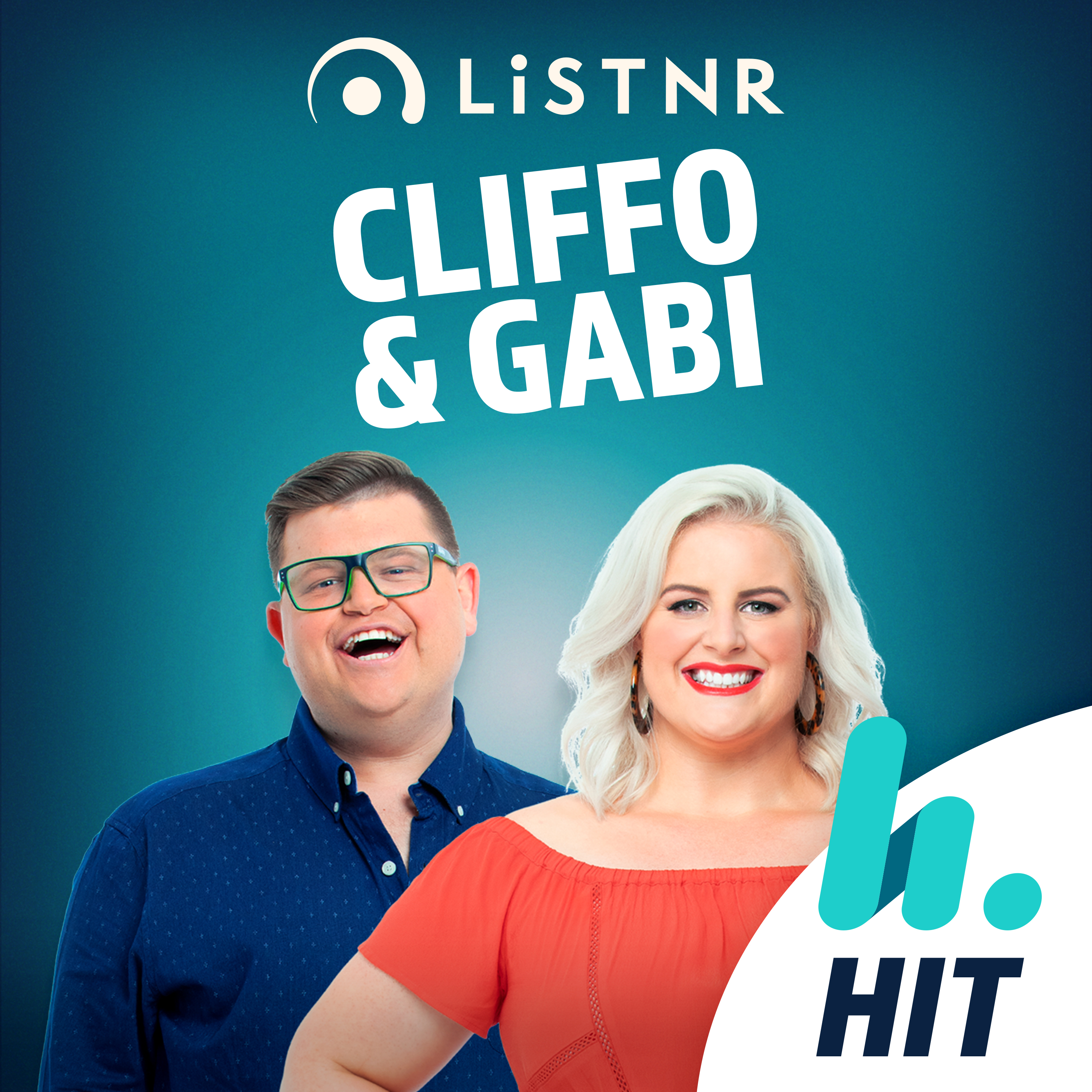 Cliffo and Gabi chatted to Grant Denyer and Ash London