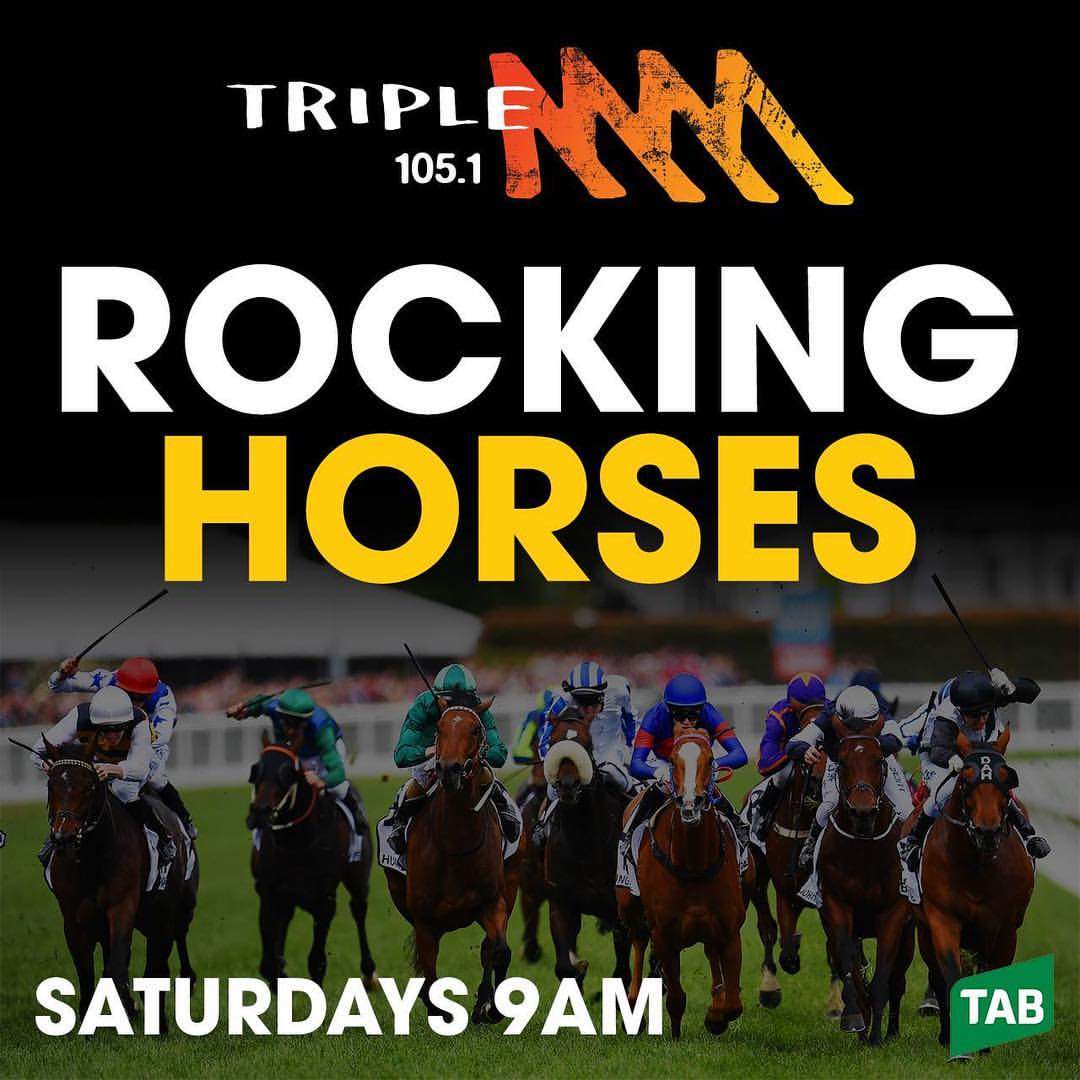 Billy Brownless, Jack Fitzpatrick, Kerrin McEvoy - Triple M's Rocking Horses Podcast November 10