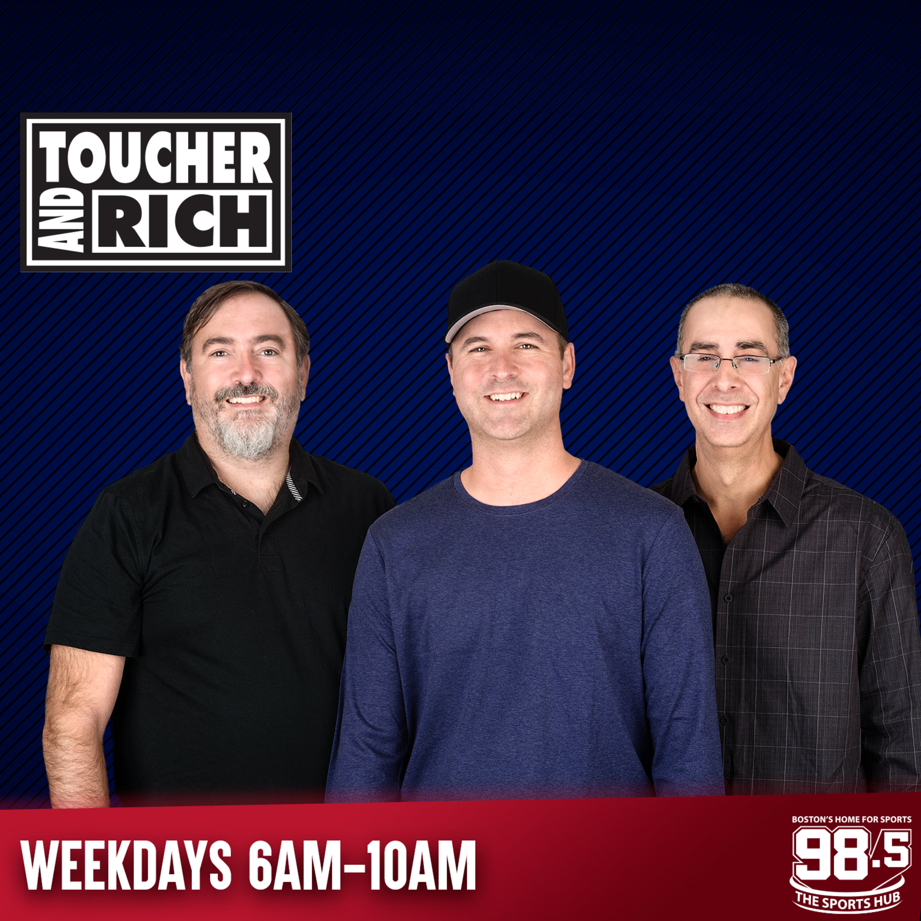 Toucher   Rich by Beasley Media Group on Apple Podcasts 582dde8199c8