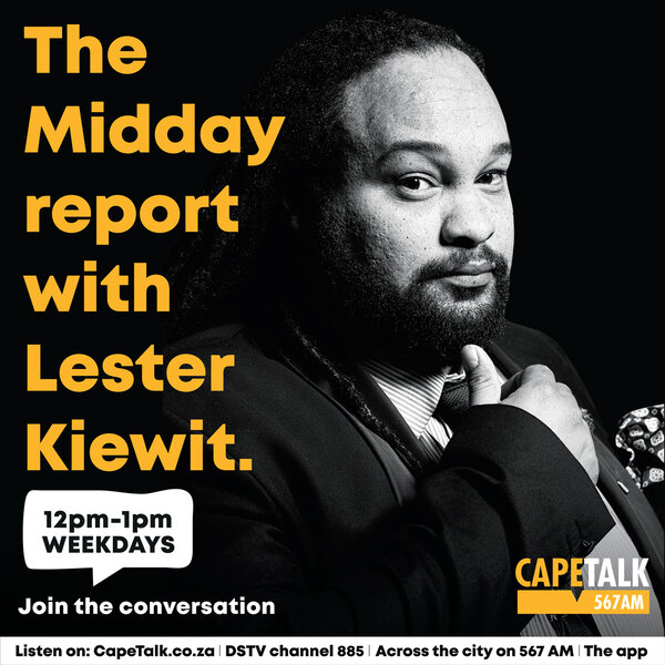 The Midday Report with Lester Kiewit