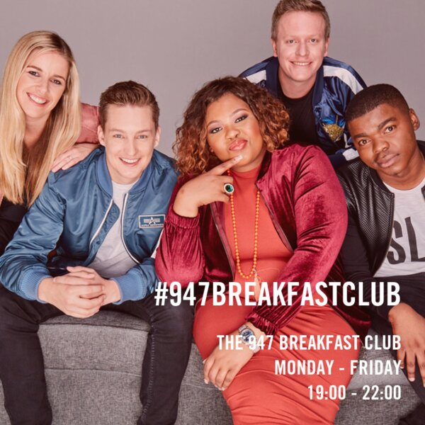 TKZ blessed the Breakfast Club with their magnificent presence!