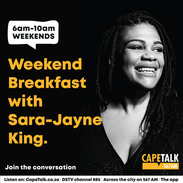 9:44 am - Weekend Breakfast with Africa Melane
