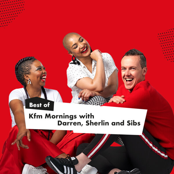 Arendsvlei stars Jody Abrahams and Roberto Kyle on Kfm Mornings