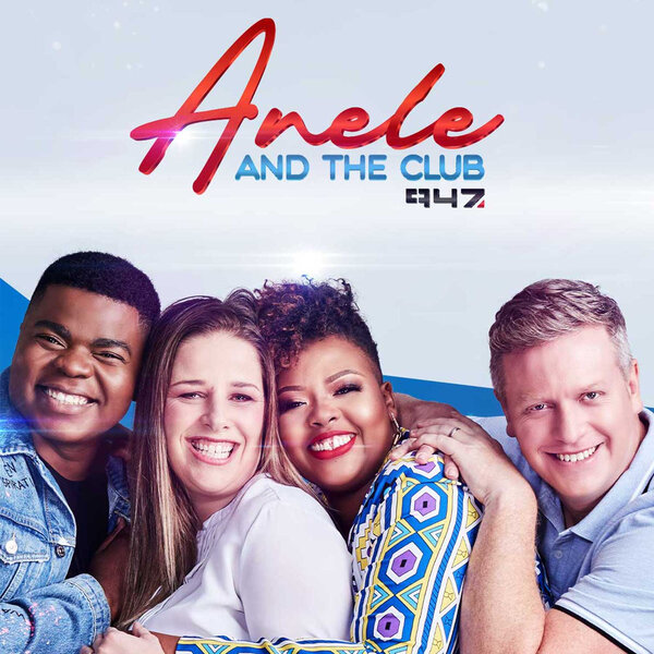 "So Anele didn't use the word given to her ""molly"" now she has R1000 fine! Take listen at this!"