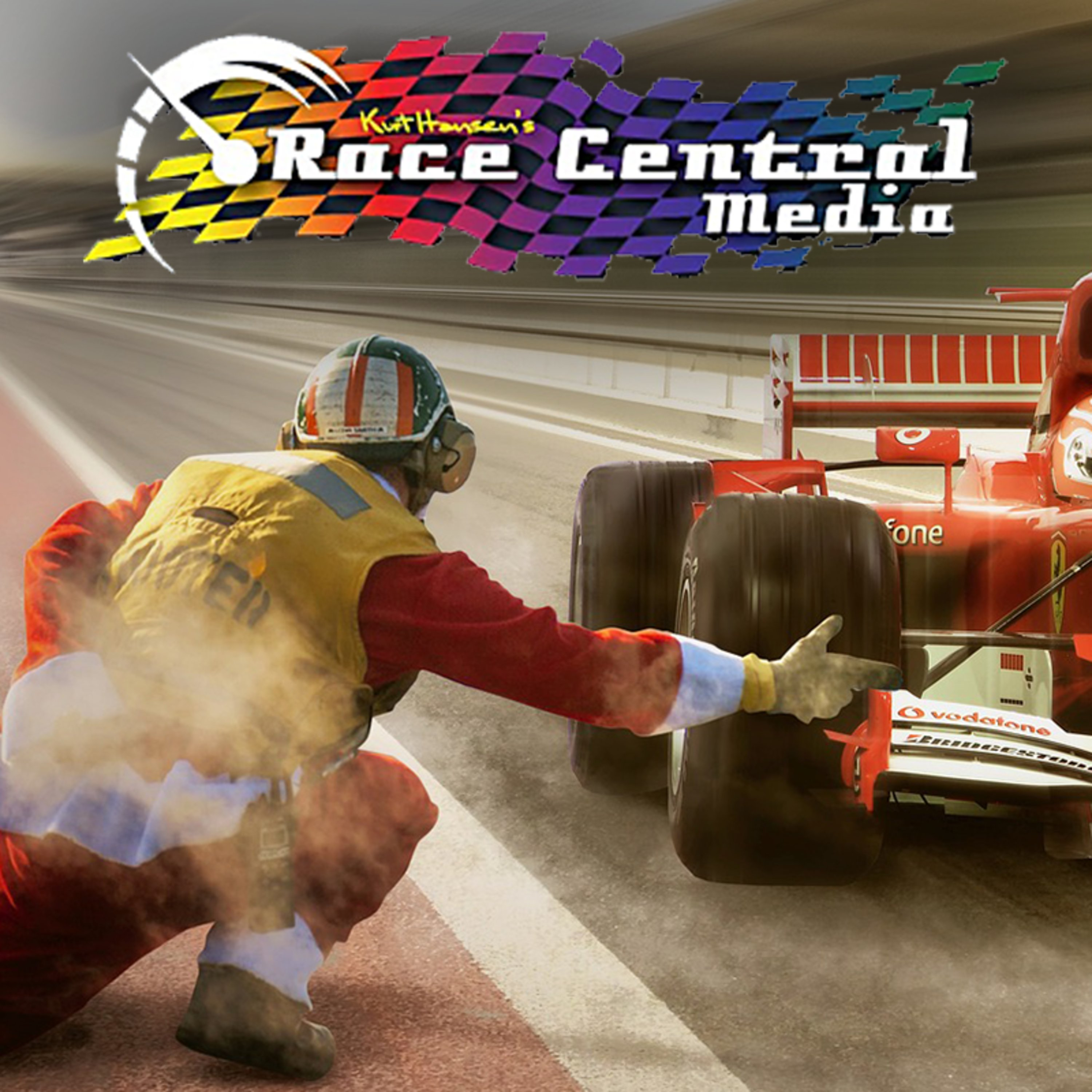 Race Central Podcast Cover Image
