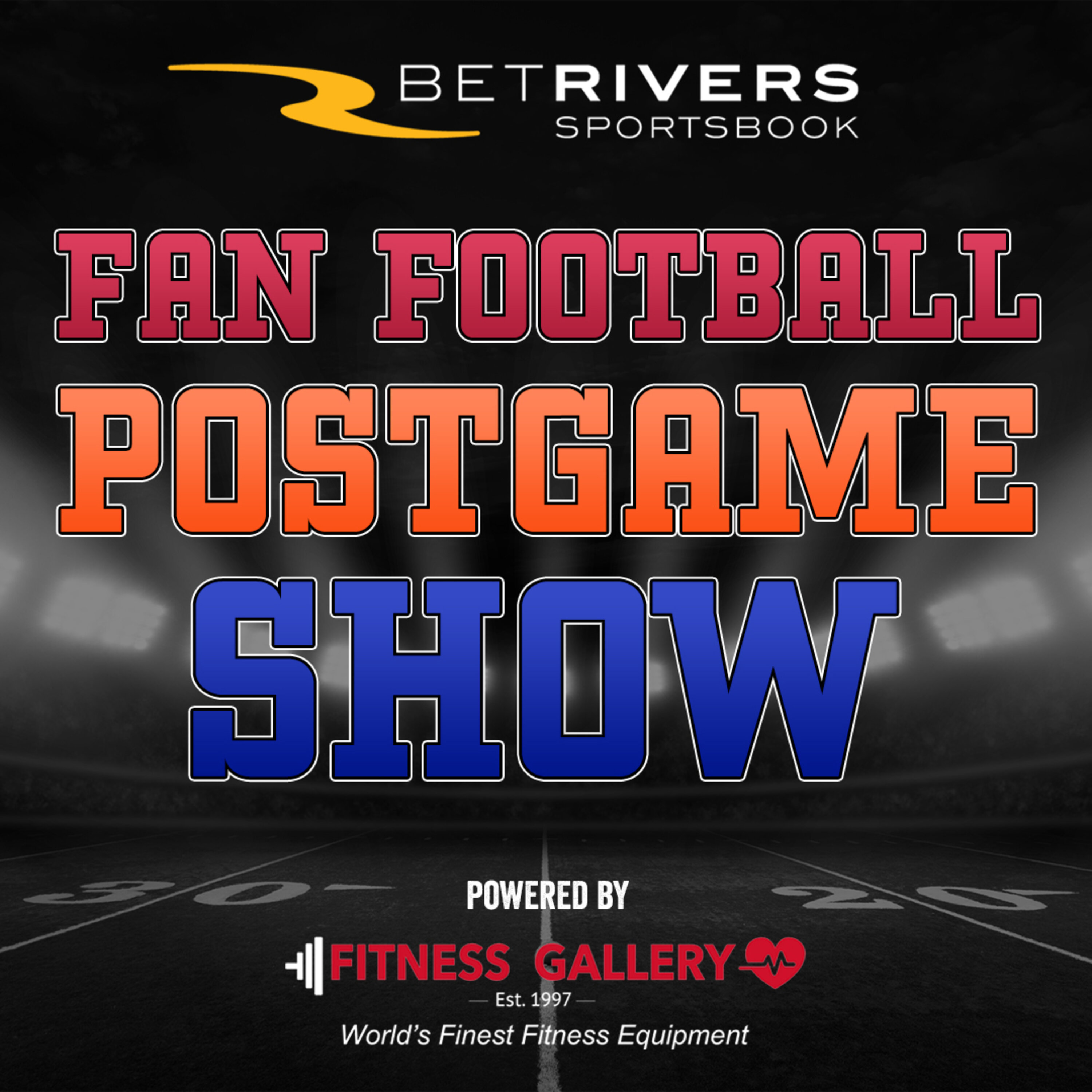 Fan Football Postgame Show Cover Image