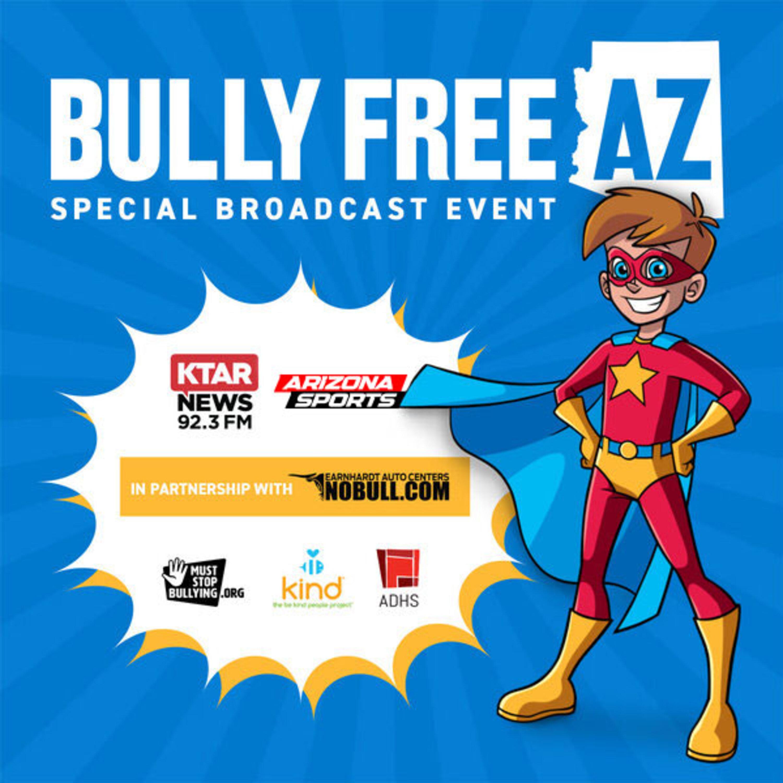 Bully Free AZ Podcast Cover Image