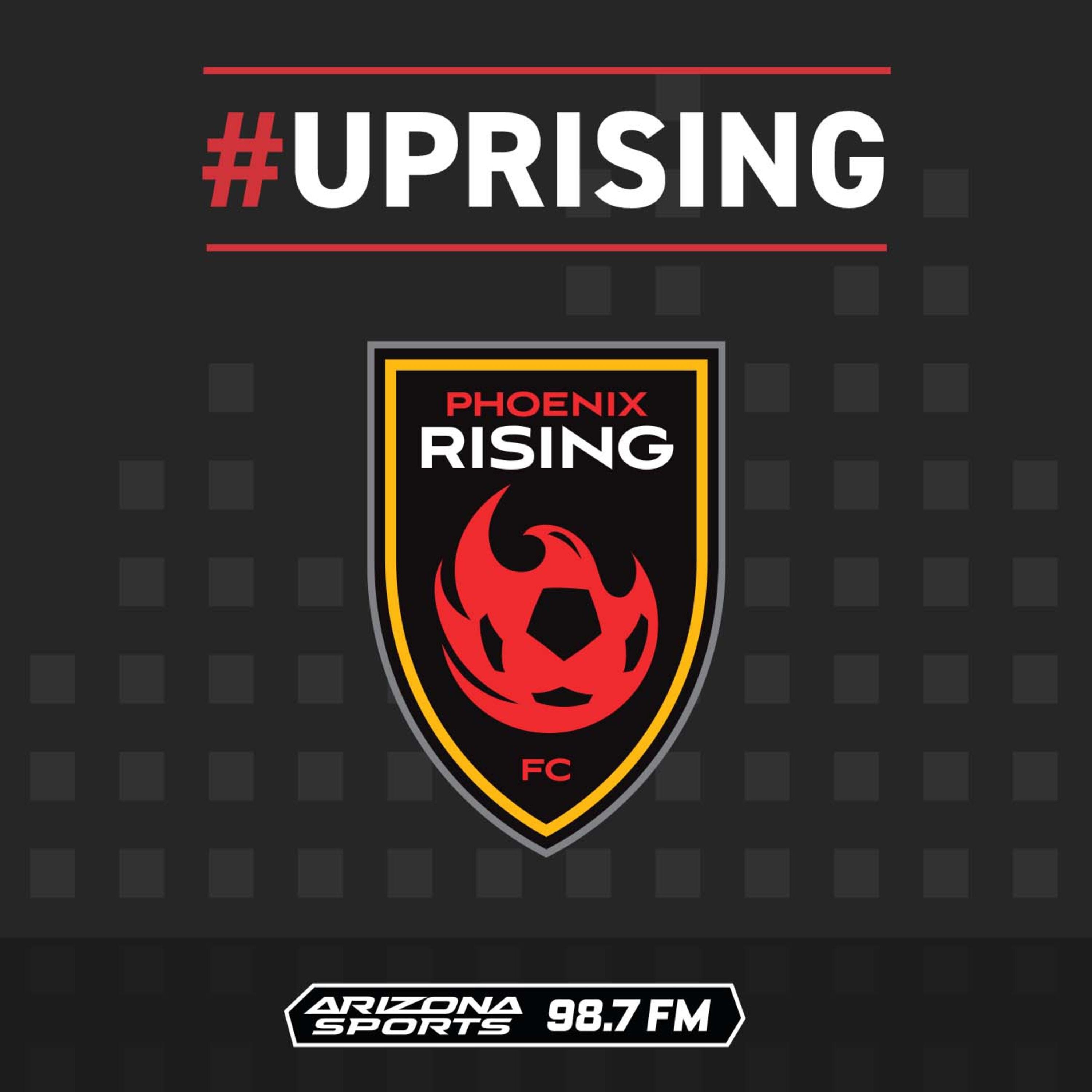 #UpRising Podcast Cover Image