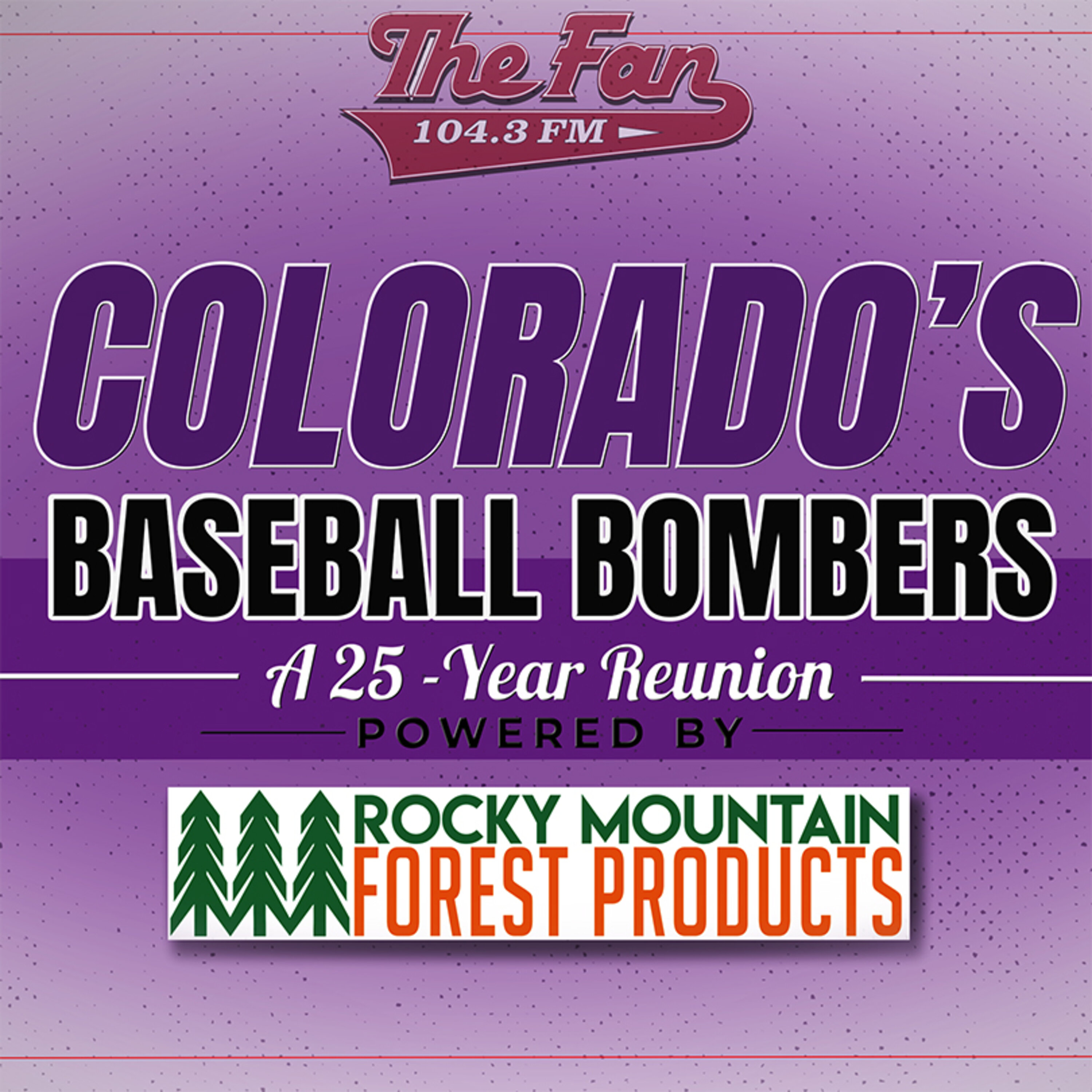 Colorado's Baseball Bombers: A 25-Year Reunion Cover Image