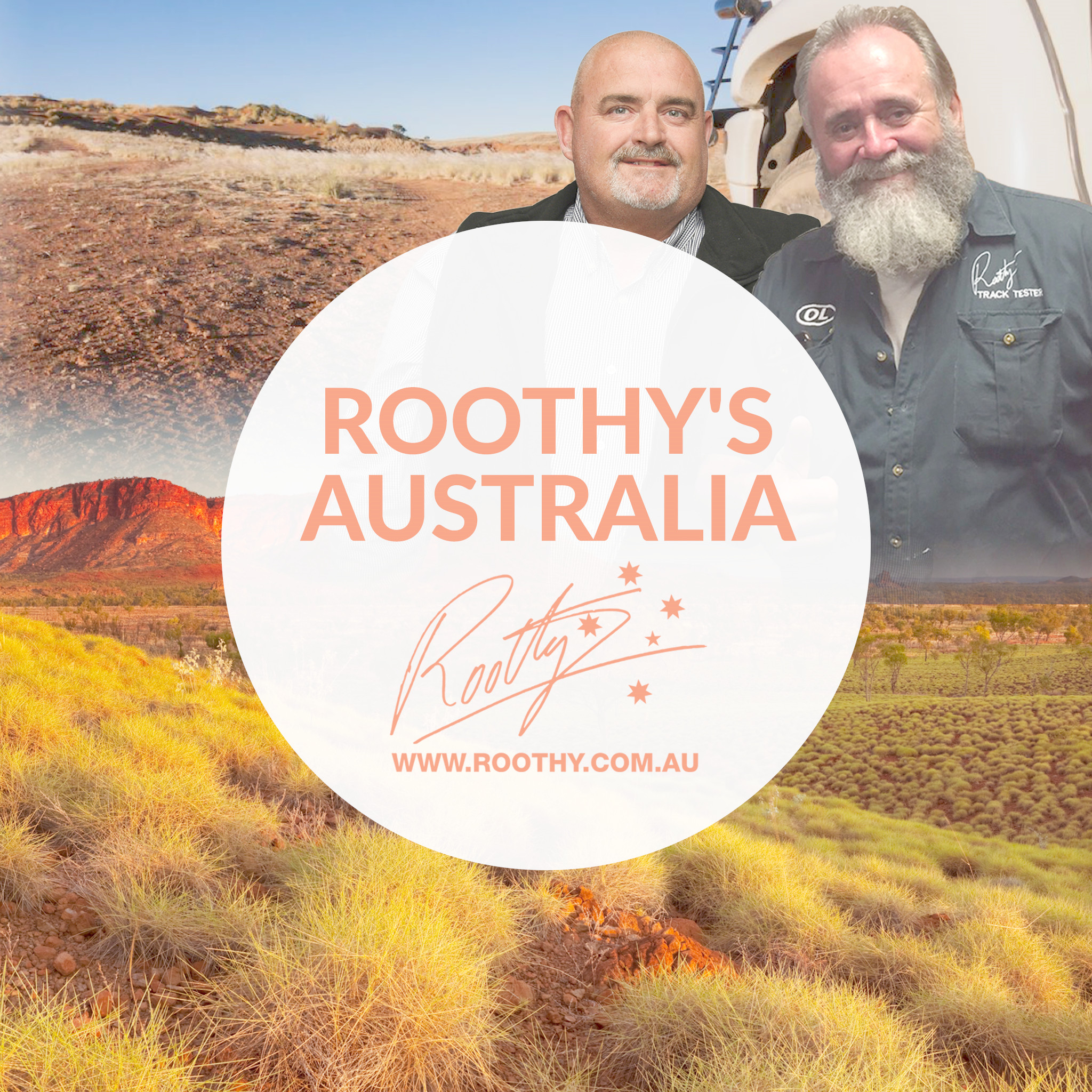 The FINAL Roothy's Australia  Full Show Podcast, 30th August 2019